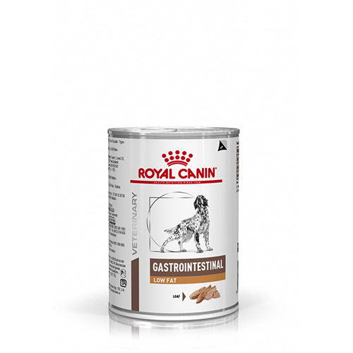 royal canin canine gastro intestinal low fat can wet