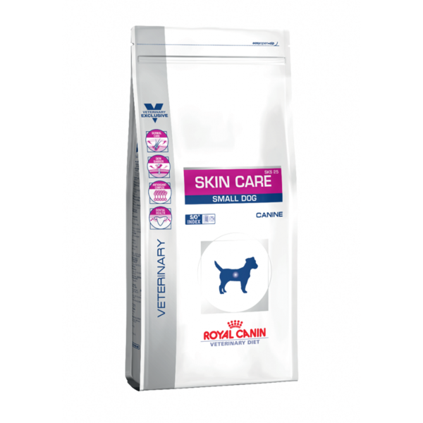 Royal Canin Skin Care Adult Small Dog SKS 25