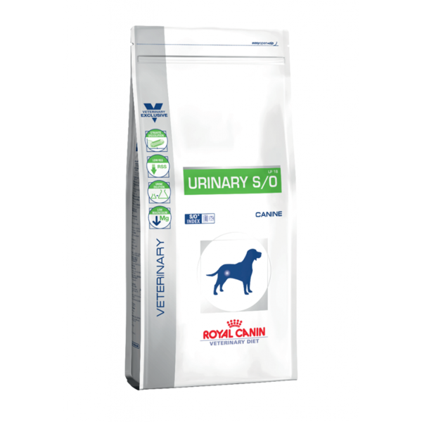 Royal Canin Urinary S-O LP 18