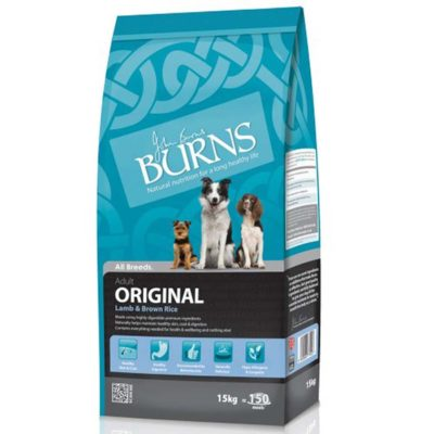 Burns Original - Lamb & Brown Rice